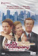 Dvd **IN GOOD COMPANY** con Scarlett Johansson nuovo sigillato 2005