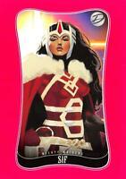 SIF / Marvel Dangerous Divas Series 2 (2014) BASE Trading Card #82
