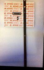 stihl hs45 blade guide bar stiffener   REAL OEM STIHL