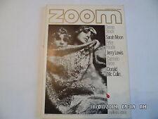 ZOOM N°10 JANV-FEV 1972 DENNIS STOCK SARAH MOON PETER FONDA JERRY LEWIS F6