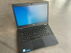 Dell Latitude E7470 Core i5 6300U 2,4Ghz 8GB RAM 256GB SSD Windows 10 Wwan