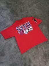 Vintage Nashville Sounds T Shirt XL Logo Athletic