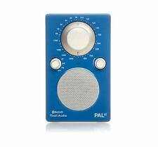 TIVOLI AUDIO PAL BT GLOSSY BLUE/WHITE RADIO AM/FM  CON BLUETOOTH NUOVA GARANZIA