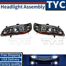 TYC 20-9727-00-1 Honda Accord Replacement Right Head Lamp