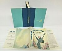 The Witches Roald Dahl First 1st/1st US Edition Printing 1983 HCDJ Quentin Blake