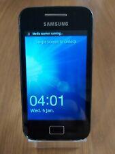 Samsung Galaxy Ace GT-5830i  Black&White Unlocked Mobile Phone FREE P+P