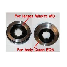 Anello di conversione lens Minolta MD - MC a body Canon EOS