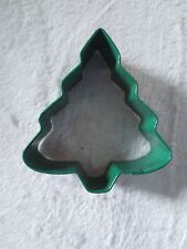 Cookie Cutter Colored Christmas Tree Shape Wilton