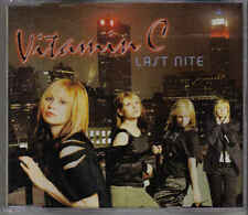 Vitamine C-Last Nite cd maxi single