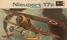 1/72 Revell H631:60 Nieuport 17C  France Air Corp WW1 Fighter New Mint Sealed!