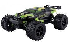 X-Monster Truck ferngesteuertes RC Auto 45 km/h, 1:18, 2 Akkus, Allrad, 100m Rei