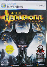 ** Hellgate London ** PC DVD GAME ** Rare Brand new Sealed **