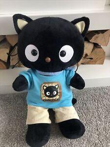 Build A Bear Super Rare Sanrio Chococat Kawaii Cat Hello Kitty Plush ❤️