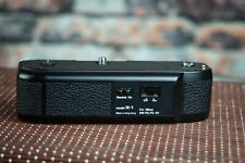 Nikon Model N-1 Electronic Power Winder With Case EM FG FG-20 Cameras Very Good