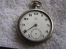 Antique Omega Pocket Watch 7 Jewels