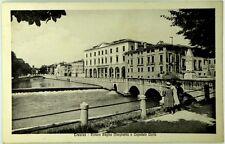 Cartolina Formato Piccolo - Treviso -Riviera Regina Margherita E Ospedale Civile