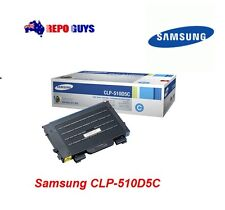 Samsung CLP-510D5C Laser Toner Cartridge - Brand New