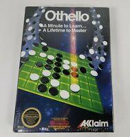 Othello (Nintendo Entertainment System NES, 1988) New, Factory Sealed