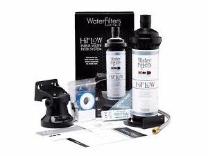 Water Filters Australia Hi Flow Inline Water Filter System K-T-HIFLOW