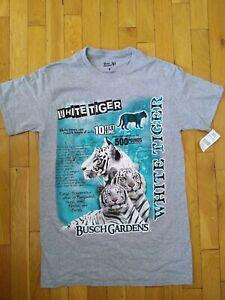 Busch Gardens White Tiger T-shirt