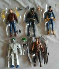 Dc Multiverse King Shark baf lot Batman, Batgirl, Joker, Flash, Hawkman loose