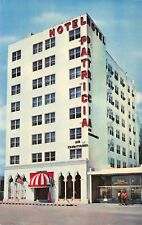 FL - 1950's Florida Hotel Patricia in Downtown Miami, FLA