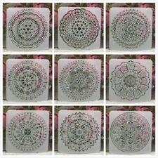 Ornamento marroquí Plantilla Reutilizable A3 A4 A5 Decoración Arte Shabby Chic//Marruecos 3