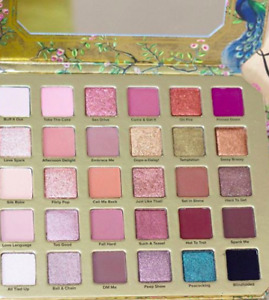 Authentic Too Faced Natural Lust Eye Shadow Palette New In Bow Worldwide Ship