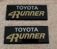Toyota 4runner 1984 1985 1986 1987 1988 1989 b pillar plate plaque emblem SR5