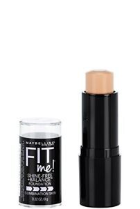 Maybelline Fit Me! Shine-Free + Balance Foundation ~ Choose Your Shade