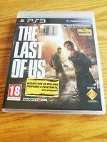 The Last of Us PS3 Perfetta Edizione Italiana Completa Disco a Specchio