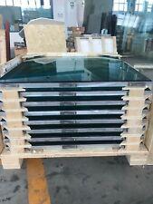 Vetri calpestabili 100 x 100 TRASPARENTE in vetro vetrocemento soluzione