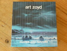 Art Zoyd: Empty Promo Box [Japan Mini-LP no cd univers zero cow henry magma Q