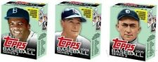 2009 Topps MLB Series 2 Cereal 3 Box Set-Gehrig,Cobb,Jackie Robinson+REFRACTORS!