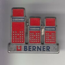 RARE PINS PIN'S ..  AGRICULTURE TRACTEUR BTP OUTIL TOOL FACOM BERNER  ?   ~DL