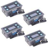 4X Thermostat Digital Display Temperature Controller Module w/ NTC10K/B3950