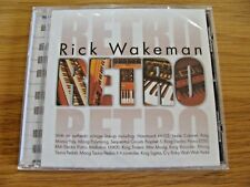 CD Album: Rick Wakeman : Retro : Sealed