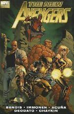 The New Avengers volume 2 Marvel Comics hardcover new HC new Sealed Bendis