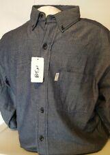 NEW Bob Timberlake Men's Long Sleeve Button Front Shirt Size Medium