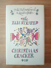 SIGNED 1ST EDITION ILLUSTRATED CHRISTMAS CRACKER. NORWICH & QUENTIN BLAKE. FIRST
