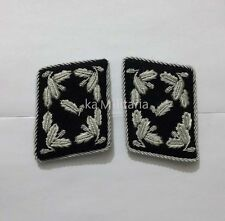 WW2 German Army Forst Amtmann (Maggiore-Major) Collar Tabs