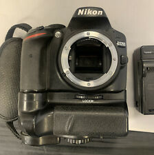 Nikon D D3200 24.2 MP Digital SLR Camera - Black (Body Only)