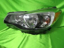 ⭐⭐ 15-16 Subaru Impreza Halogen Left Headlight 84001FJ330 Sku R10-15 ⭐⭐