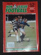 Non-League Football Magazine No. 10 December 1990