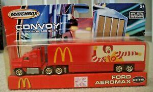 Matchbox Convoy Ford Aeromax CY-115  *NEW*
