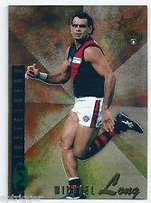 1996 Select Classic Metal Gold [ 30 ] Michael LONG Essendon