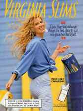 1993 vintage ad for Virginia Slims Cigarettes - 261