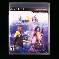 Final Fantasy X / X-2 HD Remaster Standard Edition  (Sony Playstation 3, 2013)