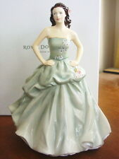 Royal Doulton Pretty Ladies HAPPY BIRTHDAY 2013 #HN5587 Figurine - NEW!