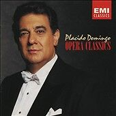 brand new factory sealed cd Placido Domingo : Opera Classics CD
